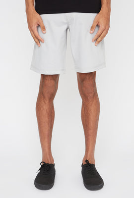 Short de Plage Couleur Unie West49 Homme