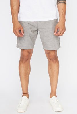 West49 Mens Solid Colour Slim Short