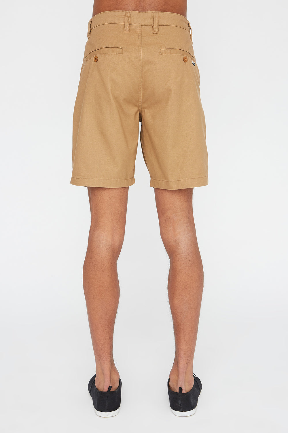 Short Coupe Etroite West49 Homme Chameau