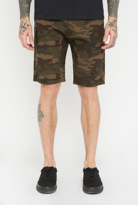 West49 Mens Camo Street Short