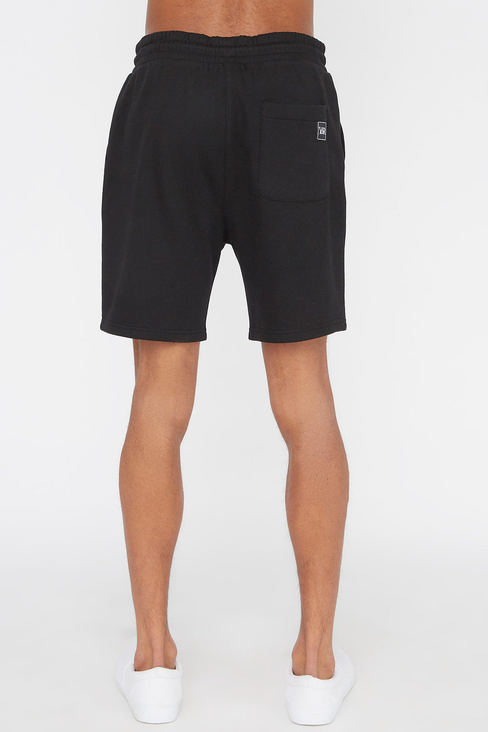 Short Fluo Young & Reckless Homme Noir