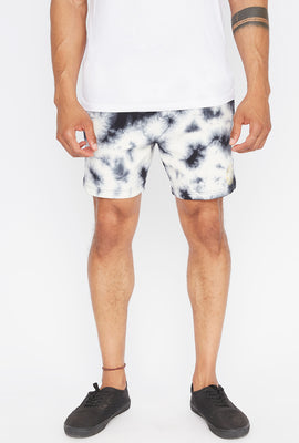 Short Tie Dye Zoo York Homme
