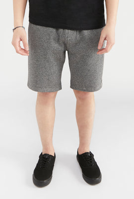Zoo York Mens Textured Basic Short