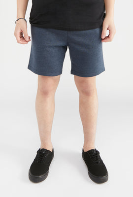 West49 Mens Basic Fleece Short