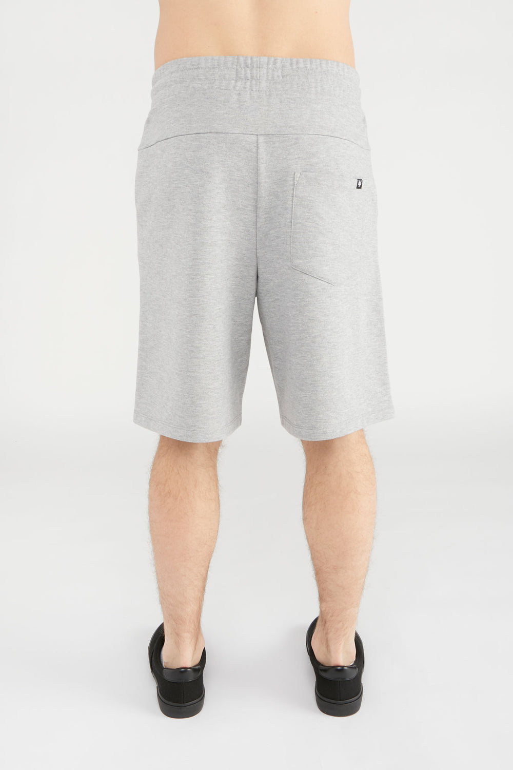 Shorts Longues Zoo York Homme Gris
