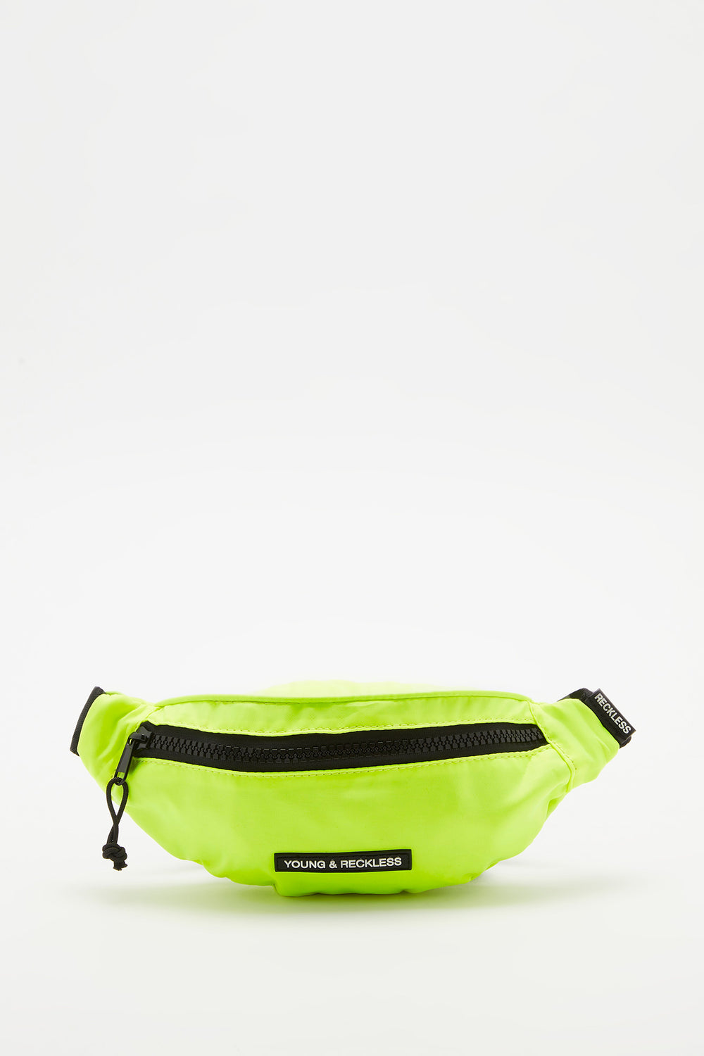 Young & Reckless Neon Fanny Pack Green