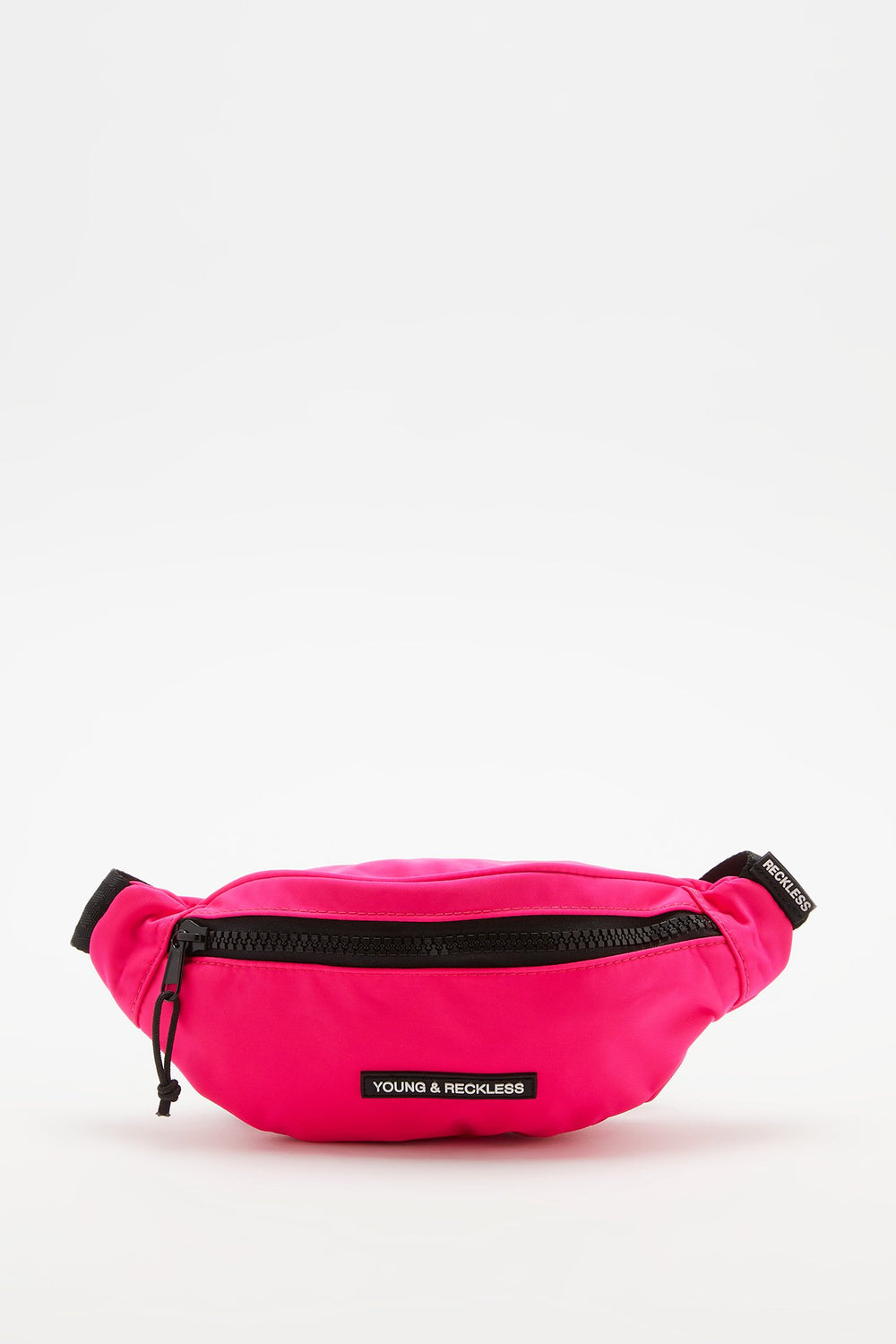 Young & Reckless Neon Fanny Pack Pink