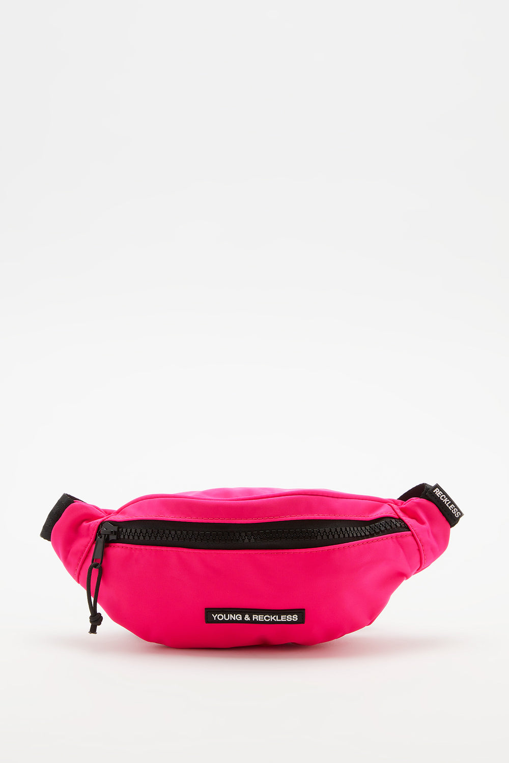 Sac Banane Fluo Young & Reckless Rose