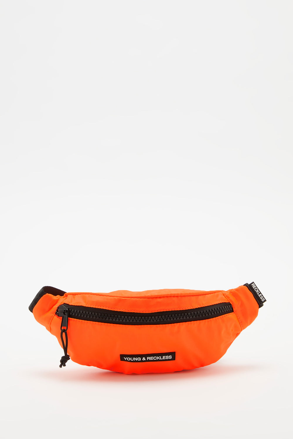 Sac Banane Fluo Young & Reckless Orange