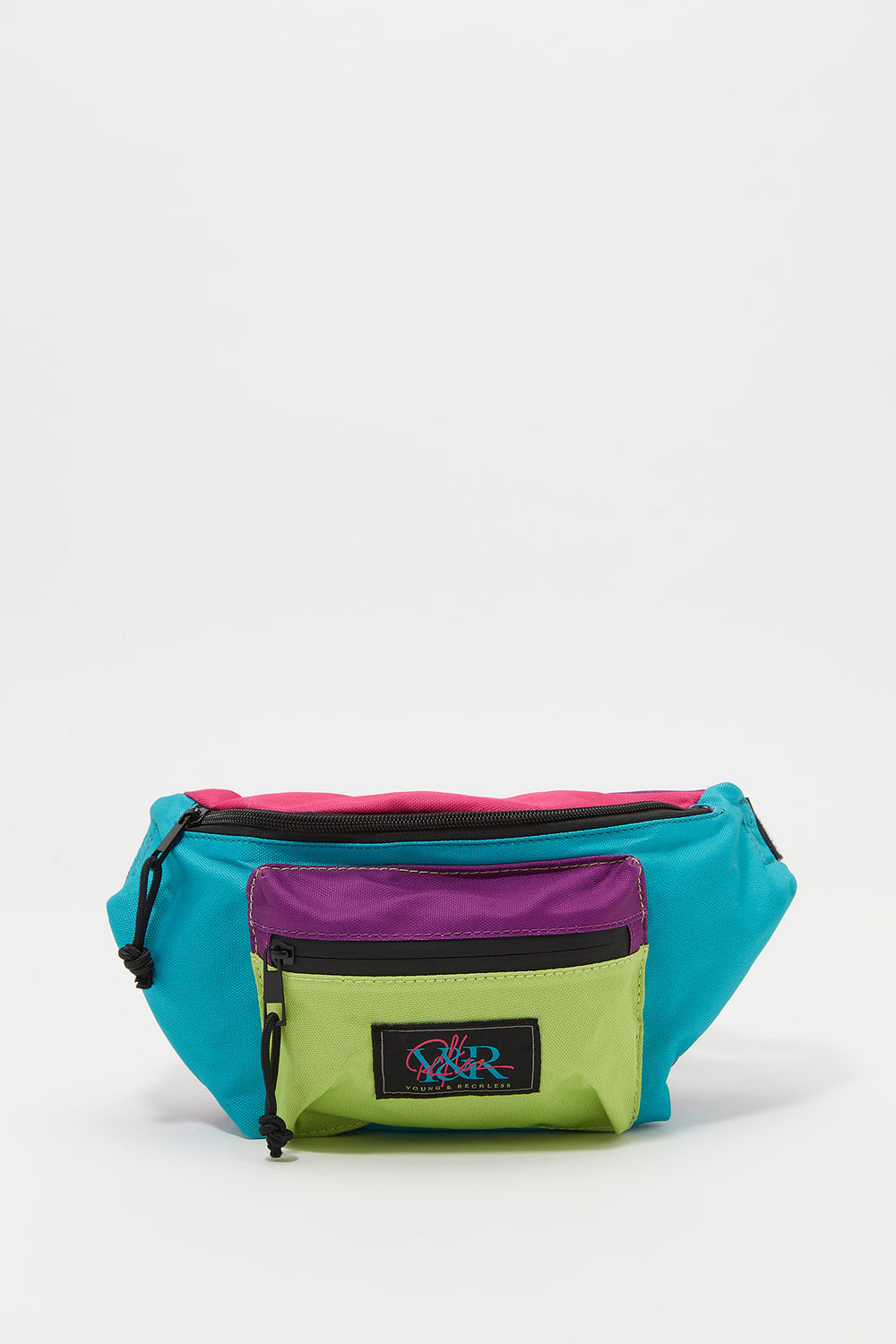 Young & Reckless 90s Style Fanny Pack Multi