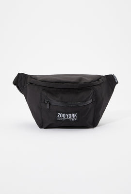 Zoo York Label Patch Fanny Pack
