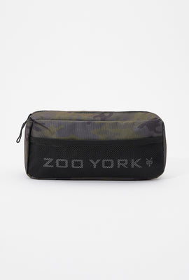 Zoo York Camo with Mesh Fanny Pack