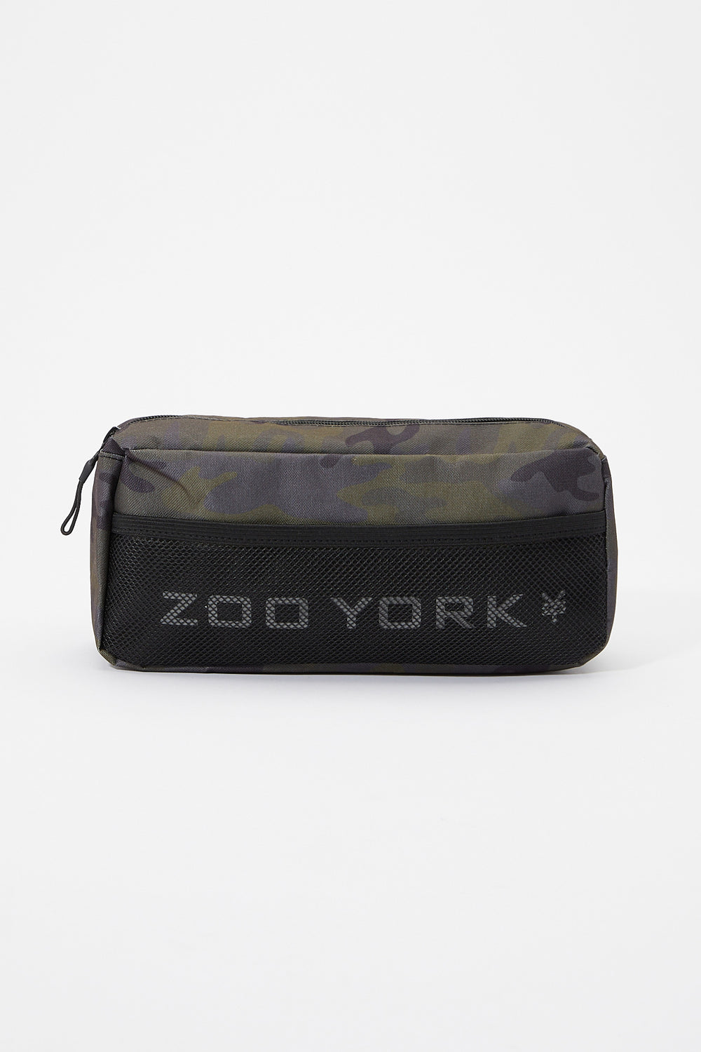 Zoo York Camo with Mesh Fanny Pack Camouflage