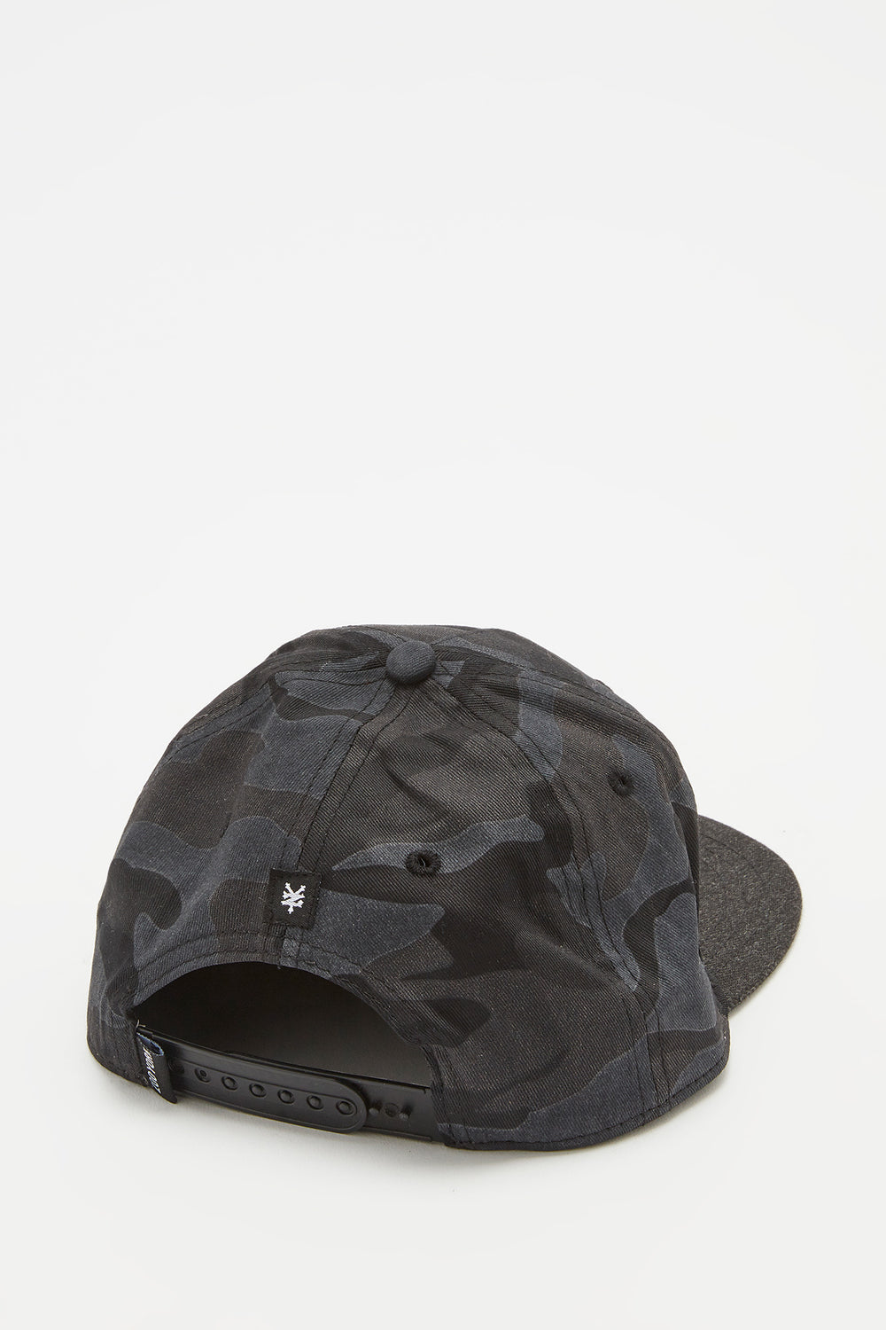 Casquette Camouflage Zoo York Homme Noir