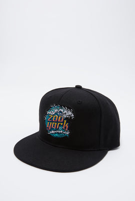 Zoo York Mens Wave Logo Hat