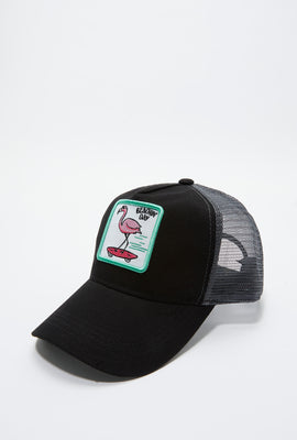Amnesia Mens Patch Hat