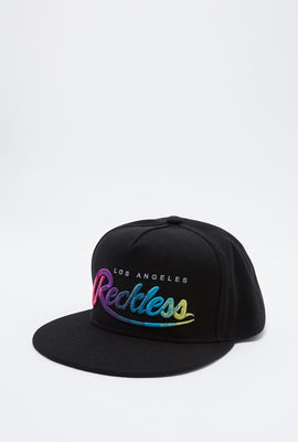 Young & Reckless Mens Gradient Logo Hat