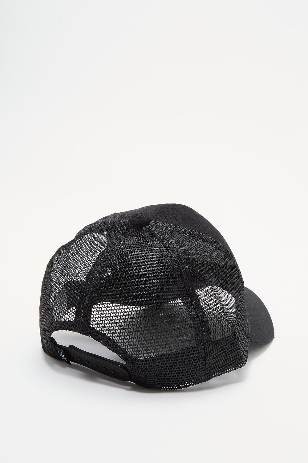 Young & Reckless Mens Gradient Logo Hat Black
