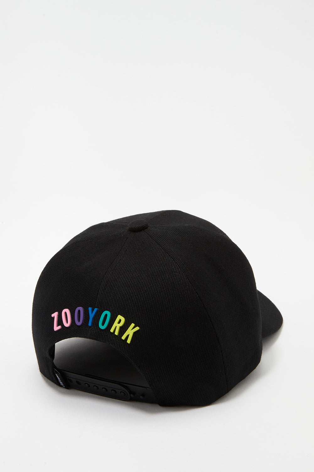 Zoo York Mens Dotted Logo Hat Black