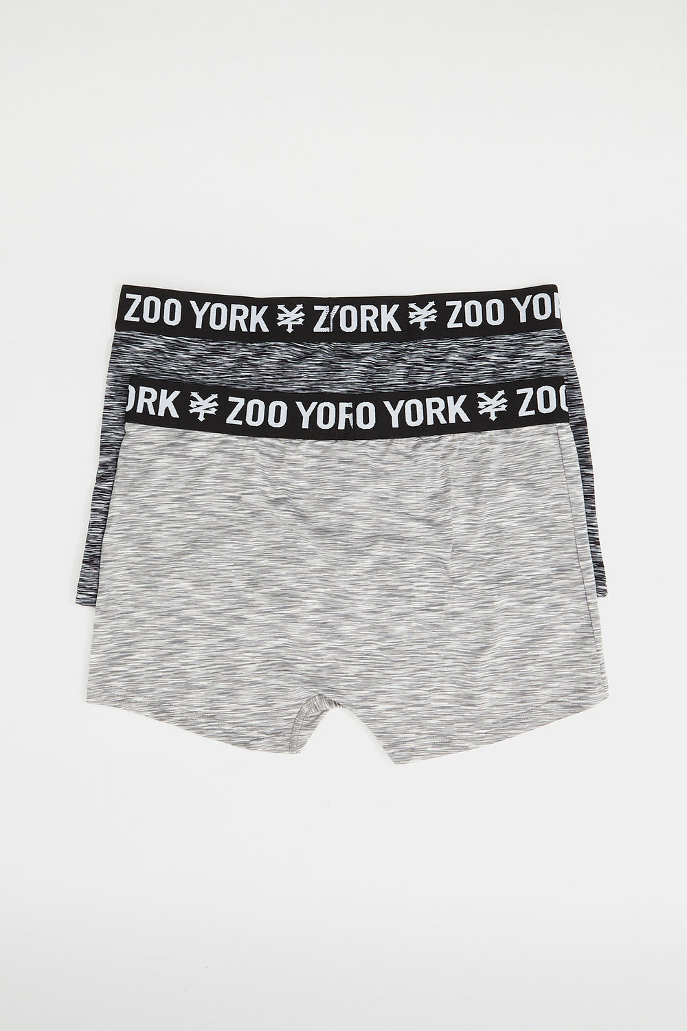 Zoo York Mens Boxers 2-Pack Black