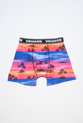 West49 Mens Sunset Boxer Brief