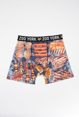 Boxer BBQ Zoo York Homme
