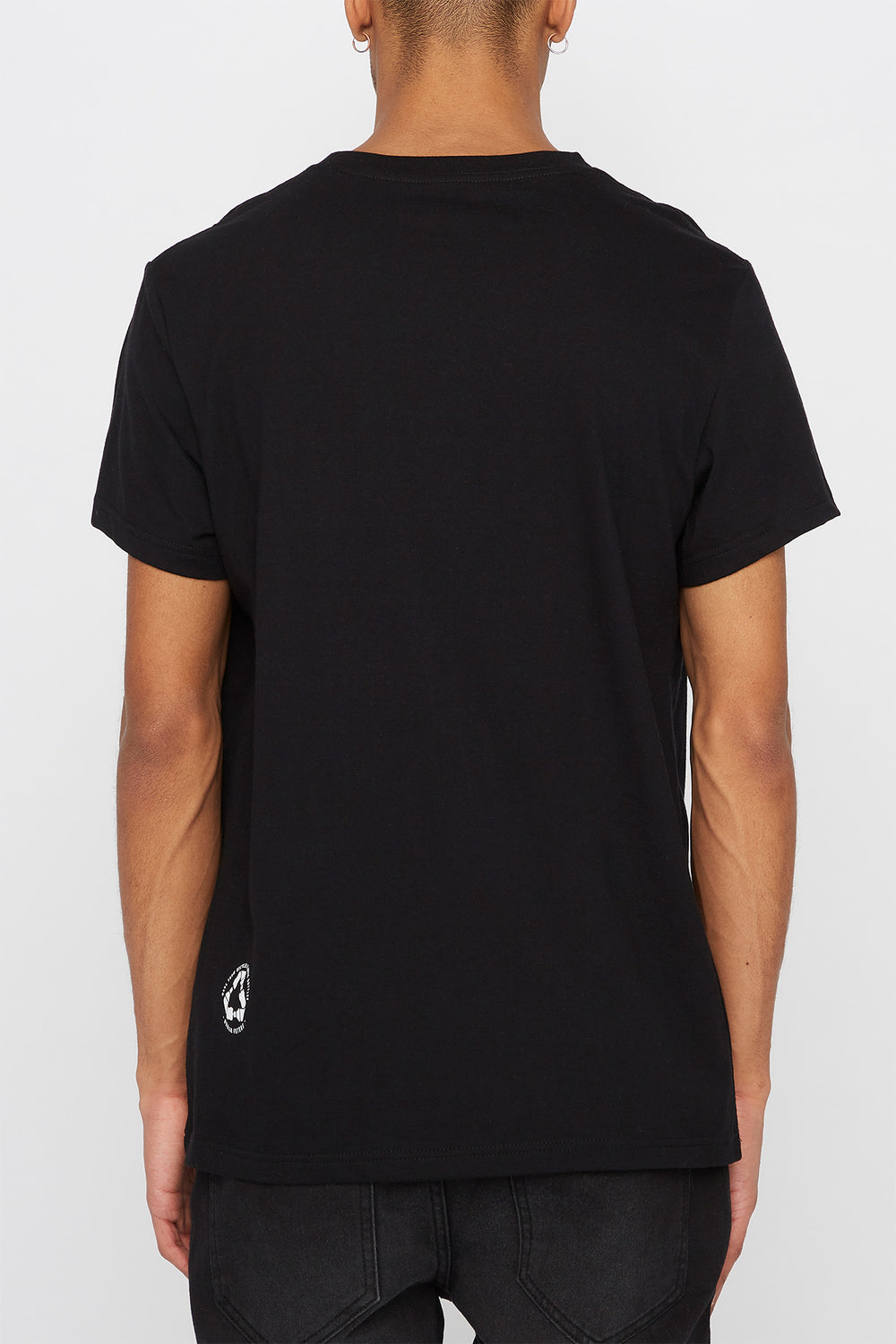 REPREVE® Mens Eco-Friendly T-Shirt Black