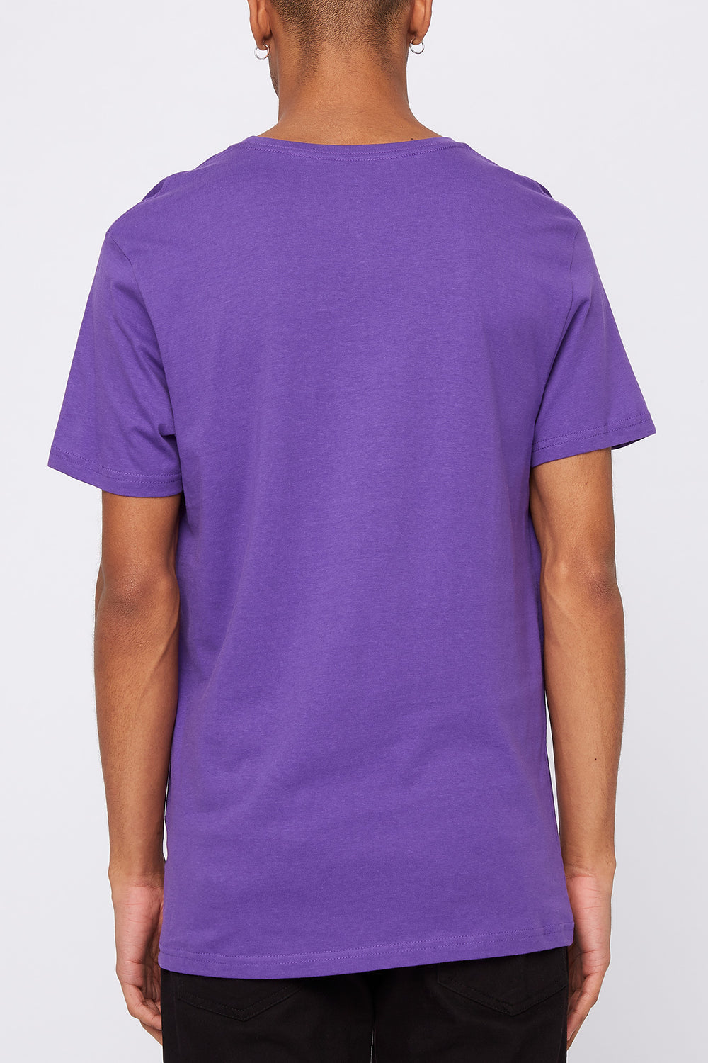 Arsenic Mens Dream Sequence T-Shirt Purple