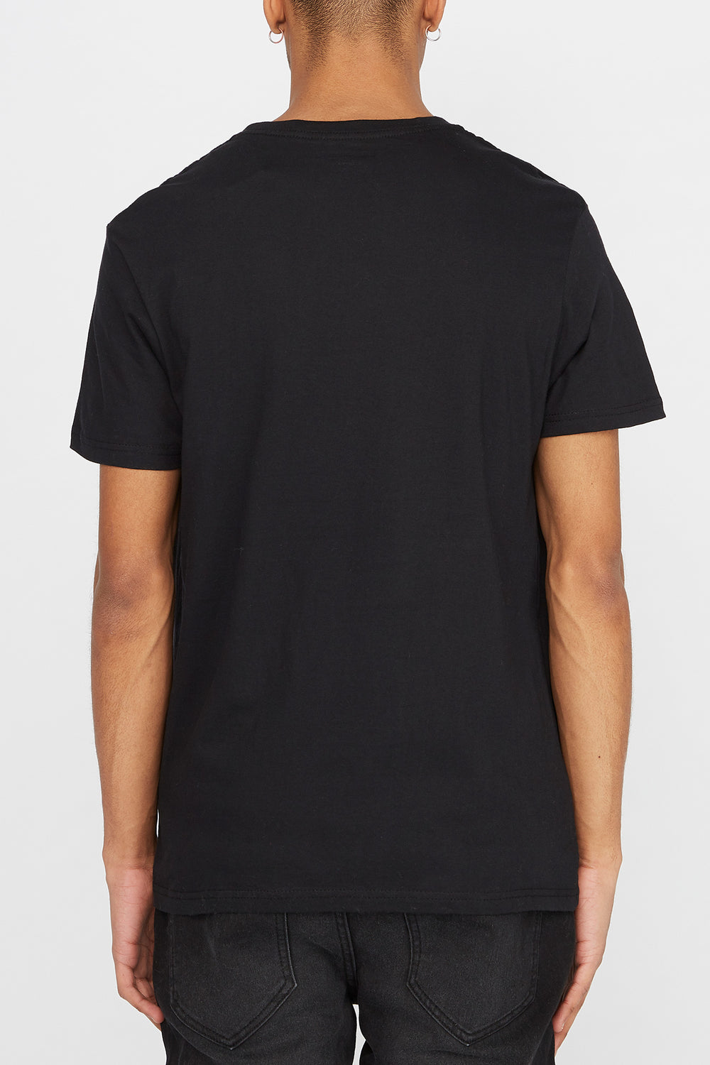 Zoo York Mens Skate Spot T-Shirt Black