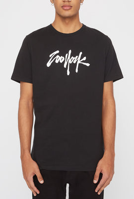 T-Shirt Quartiers NYC Zoo York Homme