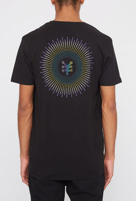 Zoo York Mens Rainbow Dots T-Shirt