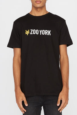 Zoo York Mens Classic Logo T-Shirt