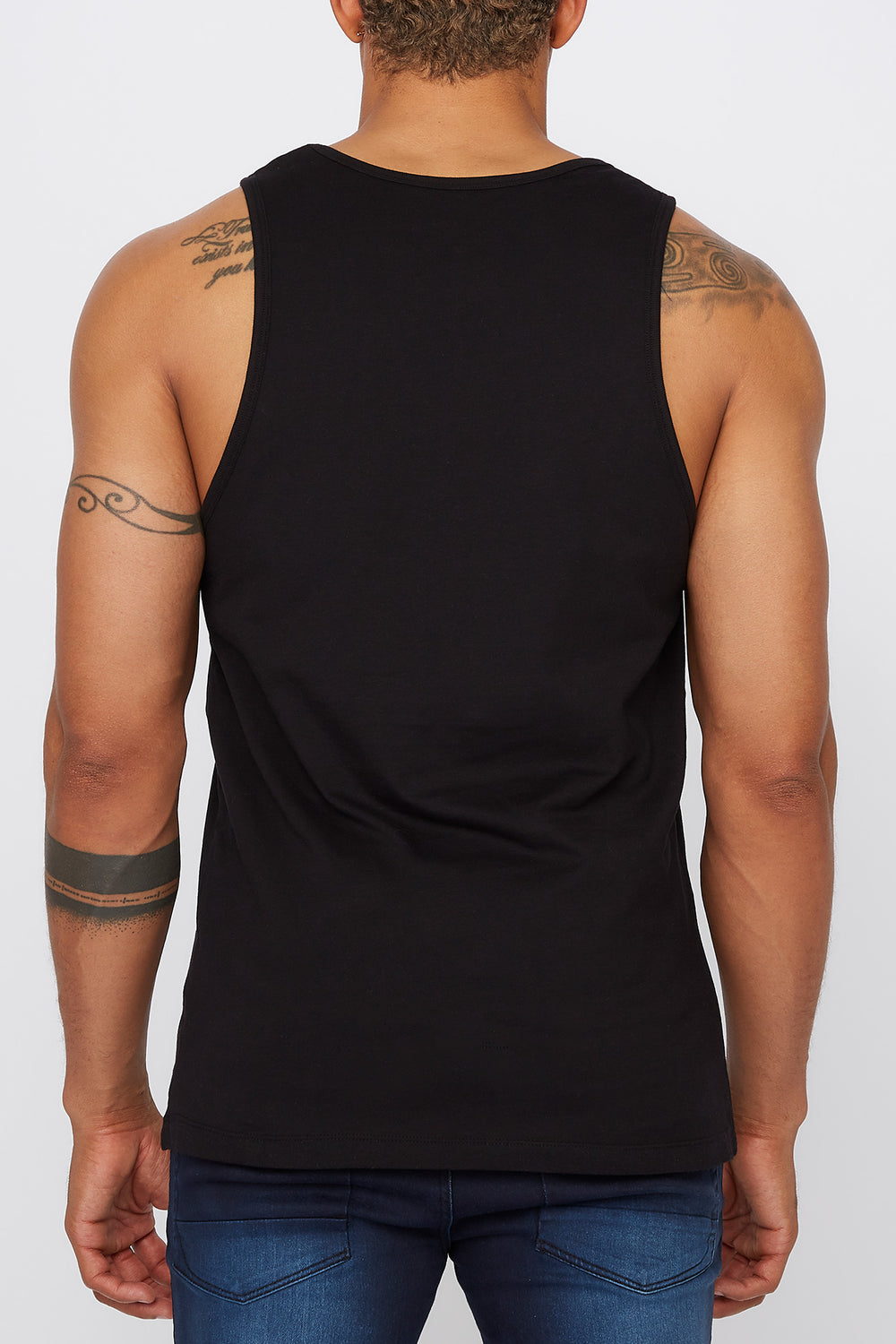 Camisole Flamants Roses Zoo York Homme Noir