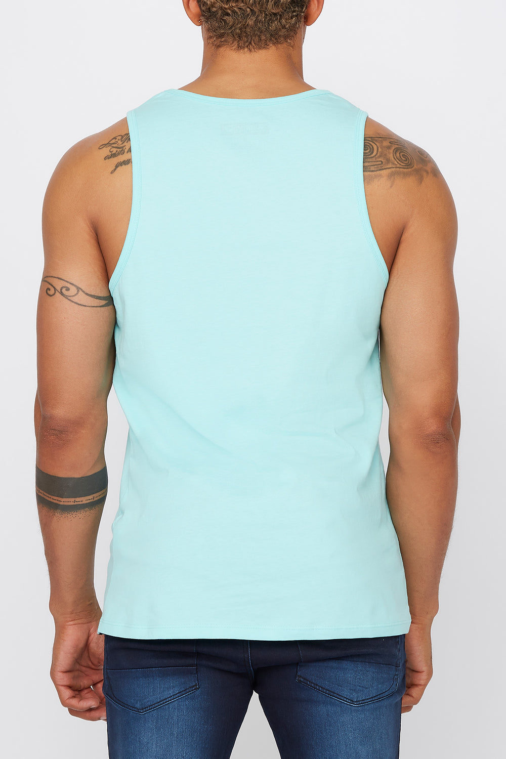 Camisole Flamants Roses Zoo York Homme Sauge