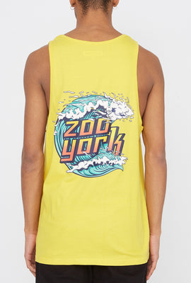 Camisole Logo Surf Zoo York Homme