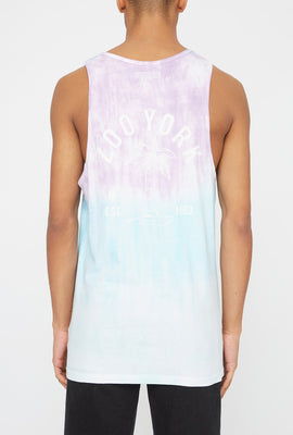 Zoo York Mens Deep Dye Tank Top