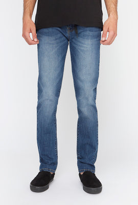 Zoo York Mens Medium Blue Skinny Jeans