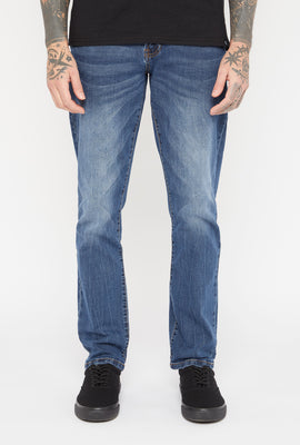 Zoo York Mens Slim Dark Wash Jeans