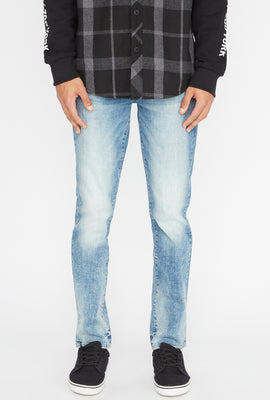 Jean Filiforme Zoo York Homme