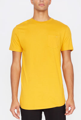 Zoo York Mens Basic Pocket T-Shirt