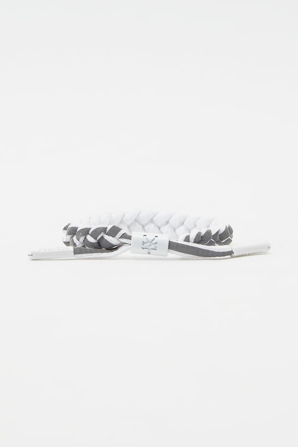Zoo York Braid Bracelet Heather Grey