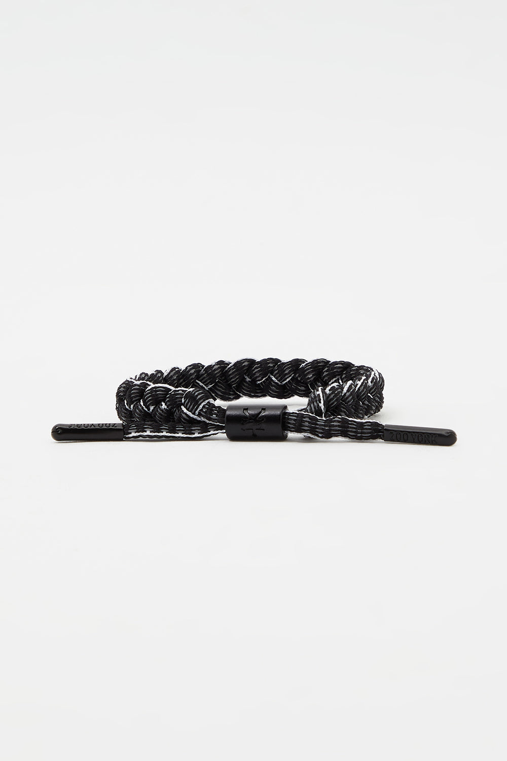 Zoo York Braid Bracelet Black with White