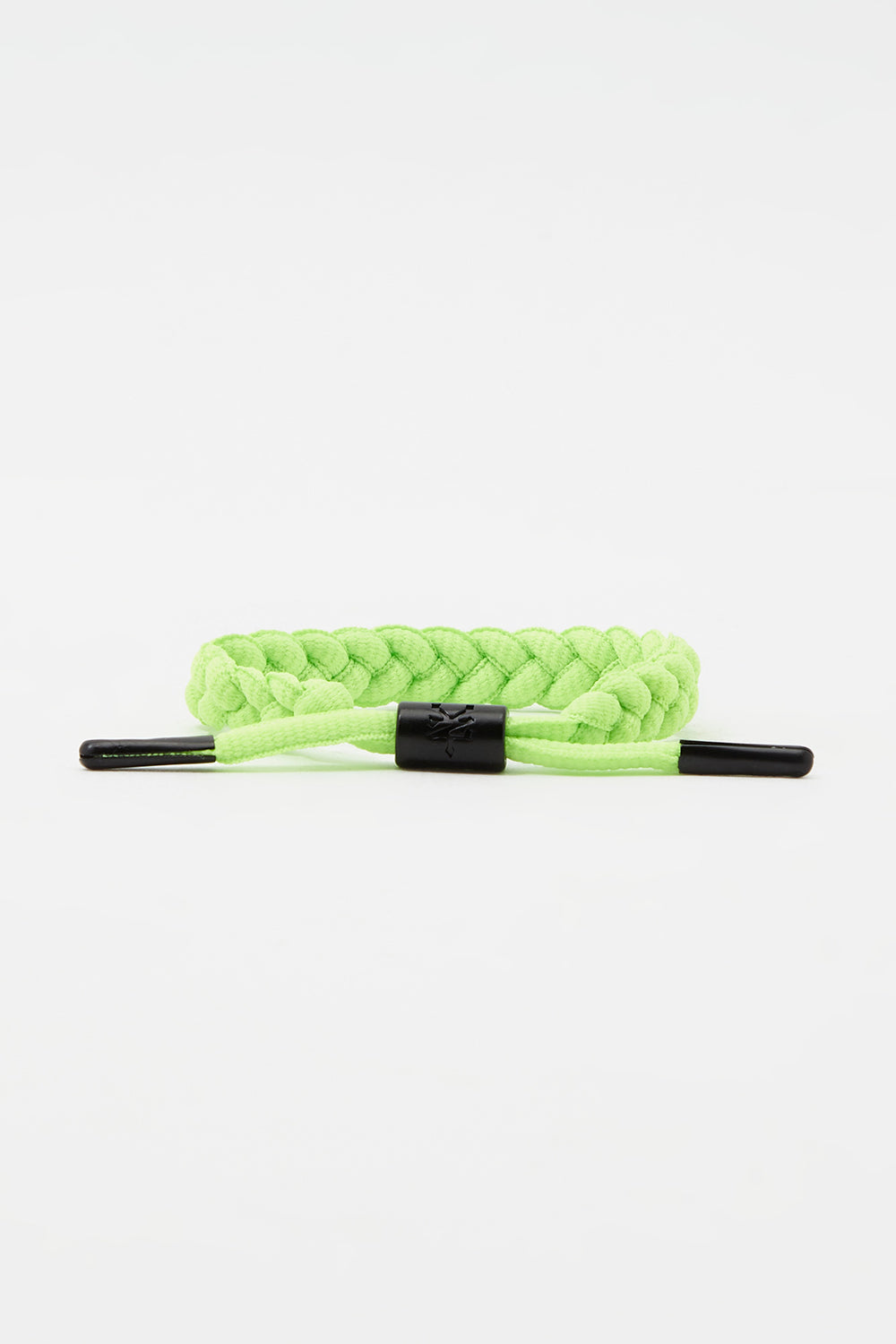 Zoo York Neon Braid Bracelet Green