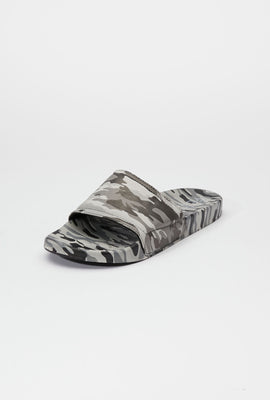Zoo York Mens Graphic Slider Sandal