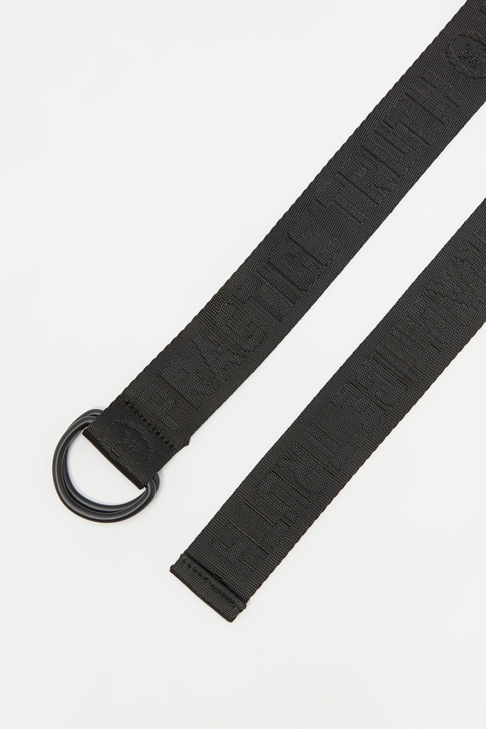 Ceinture Zoo York Practice Truth Noir