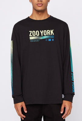 Zoo York Mens Practice Truth Long Sleeve Shirt