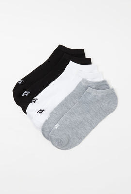 Zoo York Mens 6-Pack Ankle Socks