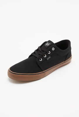 Zoo York Mens Lace-Up Canvas Skate Shoes
