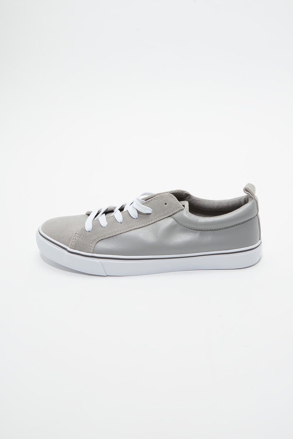 Chaussures Similicuir Suède Zoo York Homme Gris