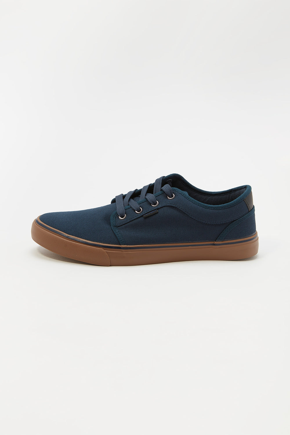 Zoo York Mens Ellis Navy Canvas Skate Shoes Navy